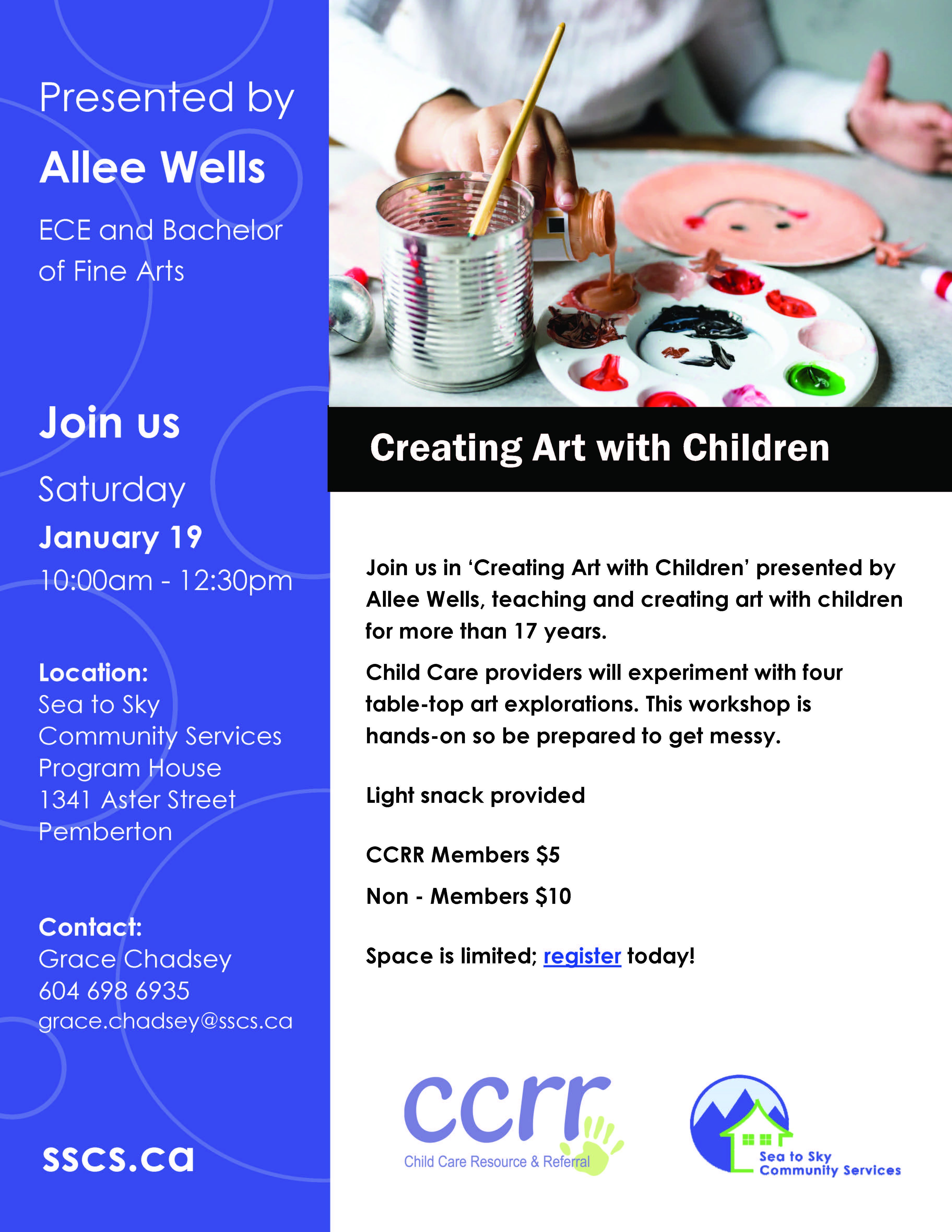 Creating Art with Children | Early Years Professional